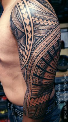 maori tattoos for men explanation Maori Tattoos, Tongan Tattoo, Tatau Tattoo, Hawaiianisches Tattoo, Samoan Tribal Tattoos, Tattoo Motive, Arm Band Tattoo, Tattos, Polynesian Tattoo Meanings