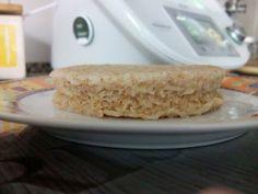 Pão de aveia com sementes de sésamo – Receita rápida para microondas