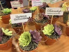"Laura's Creative Moments: Workshop ""succulents"" (paper)"