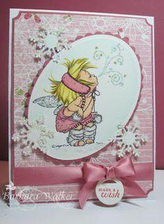 Mo's Digital Pencil image-Halla Winter Fairy