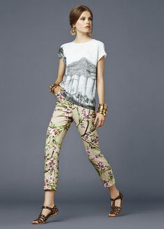 dolce and gabbana ss 2014 women collection 124 zoom #flowear #fashion ✻ www.flowear.org
