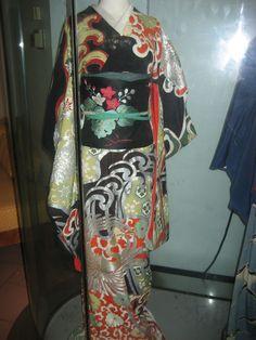 Beautiful kimono from Memoirs of a Geisha - Colleen Atwood