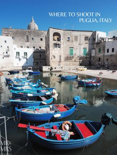 Monopoli - Where to take the best photos in Puglia Italy - MMR