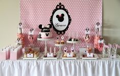 """Photo 1 of 18: Minnie Mouse / Birthday """"Grace's 2nd Birthday""""   Catch My Party"""