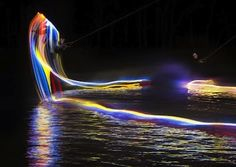 Light Wakeboarding Photography For Redbull Illume: Patrick Rochon