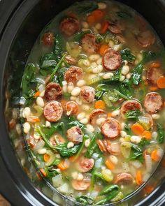 Slow cooker soups fr