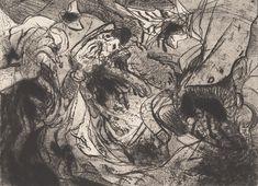 Otto Dix, Der Zerschossene