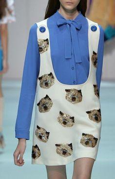 Cat dress x