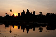 Sunrise Angkor Wat,#Cambodia