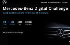 Mercedes-Benz challenge  24TH JUL until 28 SEPT Apply
