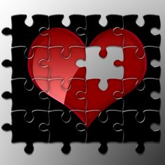 My life is a puzzle and its missing a piece?