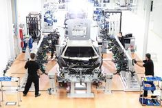 【意大利】兰博基尼-超级跑车传奇的往世今生 Lamborghini Museum in Sant'Agata Bolognese by @fidoxby