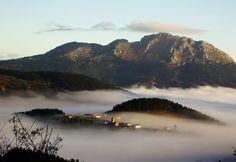 Iñaki Miró: Montes de Bizkaia: Orisol