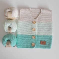 Baby Vest Models More than 40 best examples Baby Knitting Patterns, Knitting Terms, Crochet Bikini Pattern, Knitting Help, Knitting Blogs, Knitting Stitches, Knitted Baby Clothes, Knitted Baby Blankets, Baby Blanket Crochet