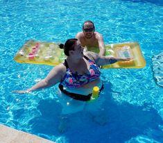 10 things I learned in Spain   Yes I AM sitting on a pool noodle!  There aren't a lot of fat Spanish people so when they see a fat person they STARE. And stare and stare and stare......and when you glare back they don't do the polite English thing and look away. It's a little disconcerting at first but I soon got used to it.  Caroline is scarily good at mimicking. Her David Bellamy impression is hilarious!  Mookie REALLY loves sloths. Like really really. She started crying when talking about…