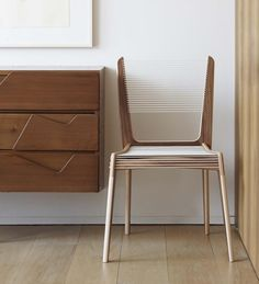 The Cord Chair by Jacques Guillon » CONTEMPORIST