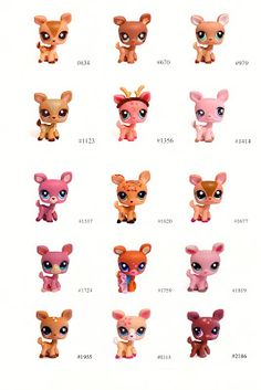 Nicole`s LPS blog - Littlest Pet Shop: Pets: Deer