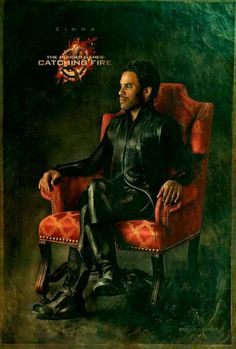 Ahhhh Cinna in Catching Fire :(