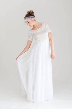 "Couture Bridal Dress ""Milana"" Sina Fischer"