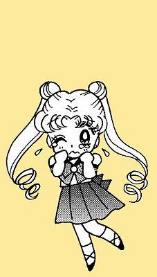 Sailor Moon - Chibi Usagi