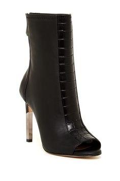 Jase Open Toe Boot