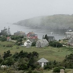 Monhegan island, Maine. I've been to Monhegan twice. If you want a concentrated dose of the real Maine you must go!
