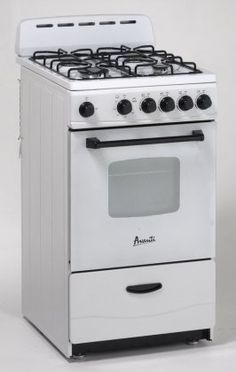 Avanti Cooking Ranges, Avanti Freestanding Ranges on sale everyday at Plessers. Avanti 20 Inch Freestanding Gas Range with 4 Sealed Burners, Waist-High Broiler, Backsplash, LP Conversion Kit and Storage Drawer