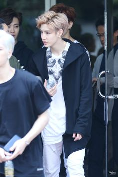 GOT7 MARK TUAN 151002 TO MUSIC BANK
