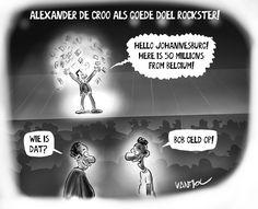 Alexander De Crooner - Doorbraak.be