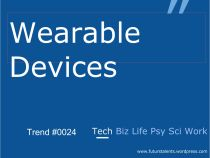 Tech Trends Cards : Wearable Devices #Wearable #Devices #Tech #Trends #Cards #Tendances