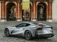 Ferrari 812 Superfast Maserati, Bugatti, Ferrari Car, Futuristic Cars, Car Sketch, Grand Designs, Koenigsegg, Expensive Cars, Transportation Design