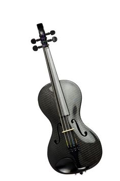 Black Carbon Fiber Violin from Luis & Clark