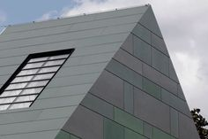 EQUITONE facade panels:Germany Berlin school