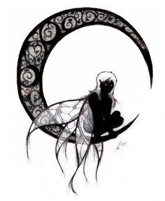 Gothic Art - Dark Fairy