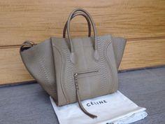 where can i buy celine bag online - Authentic Celine Phantom Python Real Snake Leather Medium Tote Bag ...