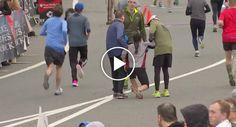 Participantes De Meia Maratona Têm Maravilhosa Atitude Ao Perceberem a Dificuldade De Outra Participante