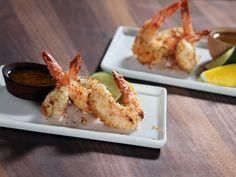 Baked Coconut Shrimp from FoodNetwork.com