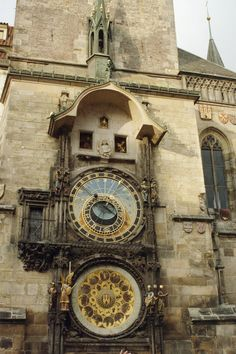 Prague, Chech Republic Astronomical clock 2005