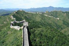 Great Wall between Jinshaling and Simatai, China