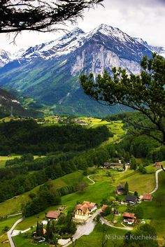 Meiringen BE Switzerland Places To Travel, Places To See, Wonderful Places, Beautiful Places, Nature Pictures, Belle Photo, Beautiful Landscapes, Beautiful World, Wonders Of The World