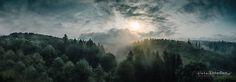 Blackforest, Germany (Aerial Photo) by Jörg Schumacher | einfachMedien.de on 500px