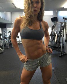 MICHELLE LENHARDT #fitnessolympian