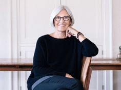 """QUOTE OF THE DAY: Eileen Fisher Says """"We're All in This Together"""", designer, quotes, positive, change, words,"""