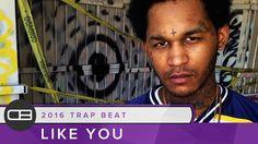 "Trap Beat / Trap Instrumental 2016 ""Like You"""
