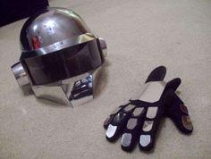 Daft Punk Gloves