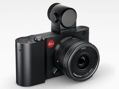Leica has taken official wraps off its new mirrorless camera and system – the Leica T. The new camera, going by the official model name Leica T (Type features a APS-C sensor and … Leica Camera, Camera Gear, Film Camera, Camera Shy, Leica Appareil Photo, Grand Luxe, Nikon D700, Digital Cameras, Draw