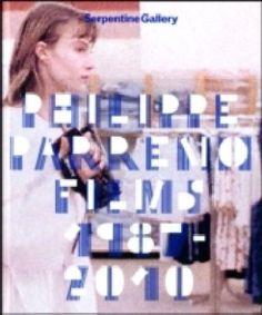 """""""Films 1987-2010"""", Philippe Parreno  60$"""