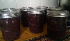 Pressure canning beans