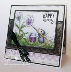 Created by Mandy for the Simon Says Stamp Wednesday challenge (Color Inspiration)