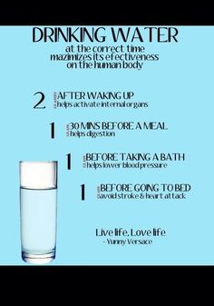 Why Drinking Water Is Important